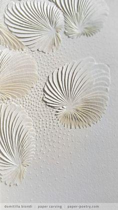 «Quasimodo Remixed» Series - #11 detail   domitilla biondi paper carving