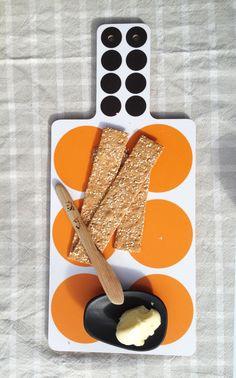 DIDO cuttingboard/orange spots