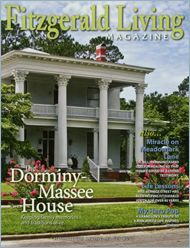 Fitzgerald, Georgia - Dorminy-Massee House Bed & Breakfast