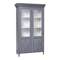Gustavian Style Bookcase - Image 1 of 3