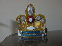 corona para cumple niño