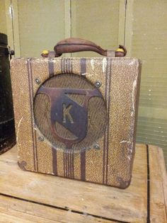 vintage Kay Guitar amp from 1940's
