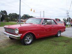 1963 Chevy II Nova Sport Coupe