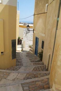 Ano Syros, Syros in Greece
