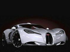 Bugatti -  concept 2015