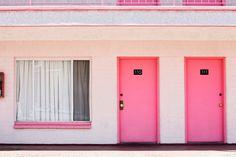 The Pink Motel, California: alójate en un auténtico motel de 1946 y amanece en un set de rodaje