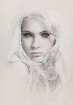 Art drawings, girl drawing images, portrait art, pencil portrait, amazing d L'art Du Portrait, Pencil Portrait, Amazing Drawings, Amazing Art, Art Visage, Color Pencil Art, Pencil Drawings, Drawing Sketches, Art Drawings