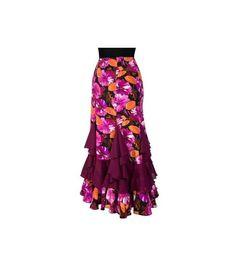 999771dd07 Pida hoy su Faldas flamencas de MUJER modelo Trianera (A medida