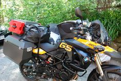 The Big Adventure ... six months, four continents, two motorcycles: May 2010