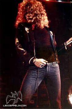 Robert Plant, (year?) (1979?)