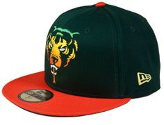 Oversized Rasta Adder 59Fifty Fitted Baseball Cap by MISHKA x NEW ERA