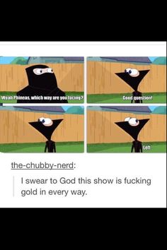 This show really messed me up