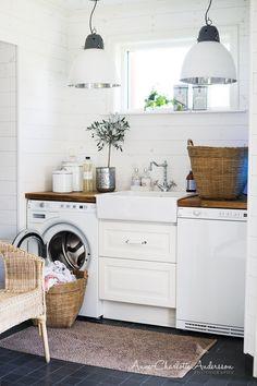 Beautiful laundryroom!