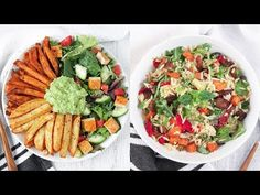 What I Eat In A Day #82    Vegan - YouTube