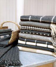 Woollen Throws & Woollen Rugs - Foxford Woollen Mills