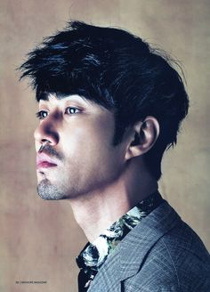 Cha Seung Won, the master of K-drama facial hair