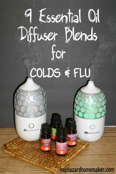 Whether it's just a cold, or a full blown case of the flu, you need to protect your family. Some of my favorite single oils to use during cold and flu season just happen to also be wonderful Autumn scents! Essential Oils For Colds, Essential Oil Diffuser Blends, Essential Oil Uses, Oils For Sore Throat, Oils For Energy, Cedarwood Oil, Oil Mix, Diffuser Recipes, Recipe Printable