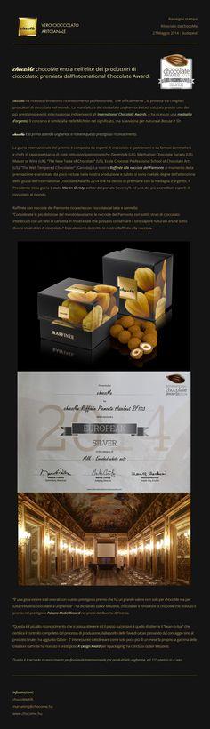 #chocoMe #chocoMeitalia il cioccolato artigianale pluripremiato www.chocome.it