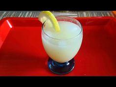 La vraie recette de la citronnade à domicile - YouTube