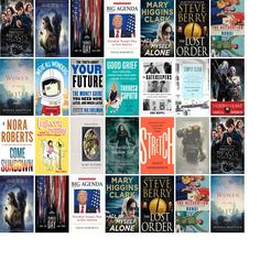 """Wednesday, April 5, 2017: The Lane Memorial Library has 18 new bestsellers and two other new books in the Top Choices section.   The new titles this week include """"Fantastic Beasts and Where to Find Them,"""" """"Beauty And The Beast,"""" and """"Patriot's Day."""""""