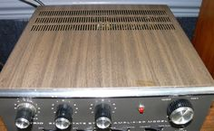 Vintage 1973 Trio (kenwood) audio KA-2000 Integrated Amplifier with phono stage. in Sound & Vision, Home Audio & HiFi Separates, Amplifiers & Pre-Amps | eBay