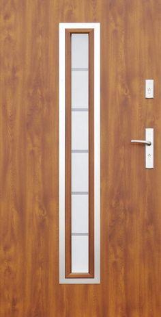 Fargo 29 - steel solid front door for your home. External French Doors, External Wooden Doors, Exterior Doors For Sale, Exterior Front Doors, Entrée Simple, Composite Front Door, Glazed Glass, Prehung Doors, Solid Doors