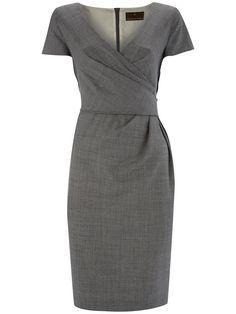 Buy Fenn Wright Manson Wool Stretch Tailoring Suit Dress, Grey online at JohnLewis.com - John Lewis