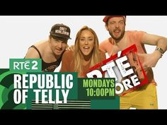 RTÉ Shore featuring Charlotte Crosby | Republic of Telly | Mondays 10pm RTÉ 2 - YouTube