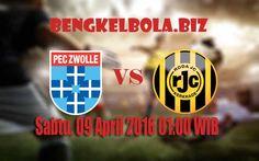 Prediksi PEC Zwolle vs Roda JC 09 April 2016
