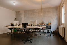 Good Penmanship: Why Berlin-based architect Etienne Descloux still draws everything by hand — Freunde von Freunden