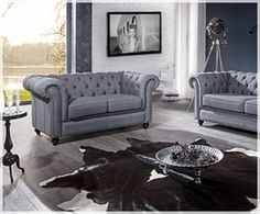 My dream sofa! The new Chesterfield