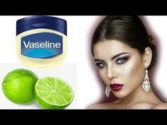 Si combinas Vaselina con Limón algo fantástico ocurrirá - YouTube