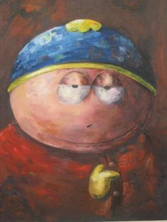 Cartman from South Park by ~Fruksion on deviantART