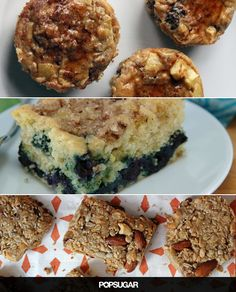 Bake-Ahead Breakfasts For Weight-Loss Success