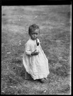 Maori boy, Northland
