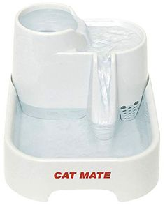 Perfect In Workmanship Fontaine à Fleur Pour Chat Automatic Electric Flower 1.6 L Distributeur De No.. Cat Supplies
