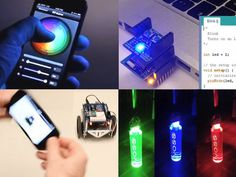 RFduino: iPhone, Bluetooth 4.0 LE, Arduino Compatible Board! by Open Source RF, via Kickstarter.