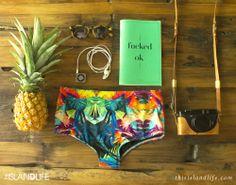 This Island Life | Summer Flat Lay