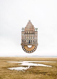 Ten Original Artists Using Collages – Fubiz Media