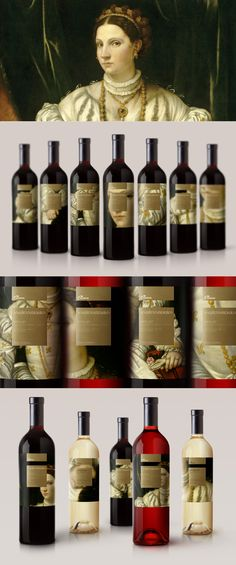 Anagennisiako / Forlabels Promotional Wine Label Design
