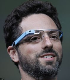 Ready for sale: Selected software developers have chance to pay $1,500 to order an advance version of Google Glass, which was displayed by co-founder #Sergey #Brin at the Google I/O conference on Wednesday... #googleglasses