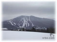 East Burke, Vermont. I have family on Burke Mountain!