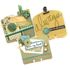 Memorydex Rolodex Card by Jackie Benedict