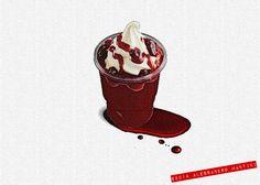 [Iconoclu$ter] Sundae Bloody Sundae | Al&$sandro Mantini