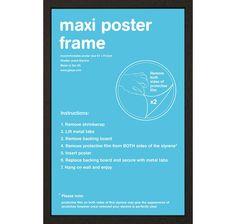 Poster-Rahmen 61 x 91,5cm