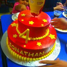 Iron Man Cake idea for Rob's Homecoming, @Shylah Mustard- what do ya think?