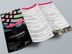 Kreacja key visual Infosystem. #marketing #reklama #kreacja