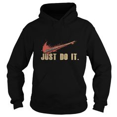 JUST DO IT softball t shirts and hoodies