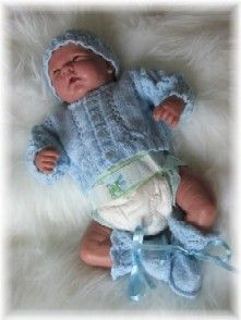 Premature baby Cardigan, hat and bootees set-premature baby #@Af's collection