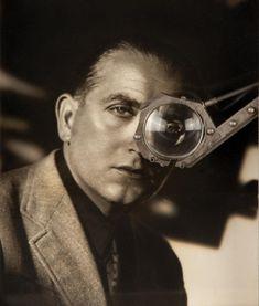 Fritz Lang. Photograph by D'Gaggeri, 1926.